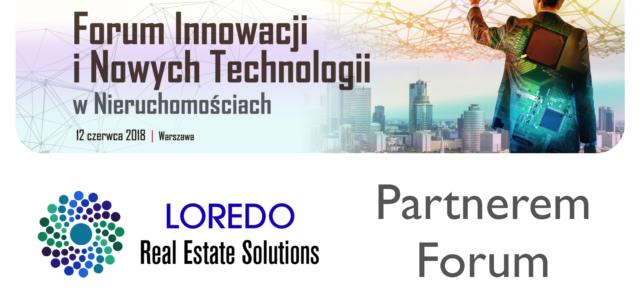 LOREDO RES Partnerem Forum Innowacji…